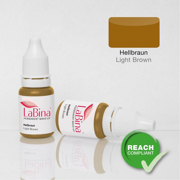 Hellbraun Pigmentierfarbe / Light Brown Pigment Ink [PMU]